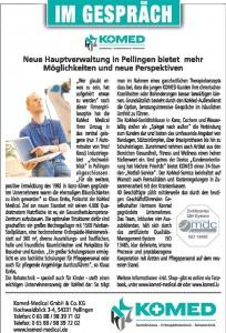 Wochenspiegel 10.2011